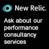 We provide New Relic Web and Mobile App and Server Monitoring